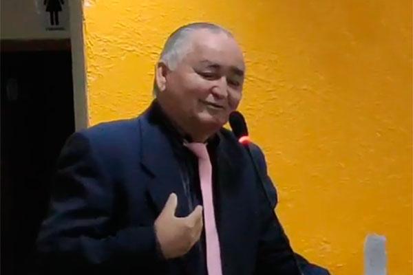 Oscar Paulino trocou acusações com Cláudio Gia