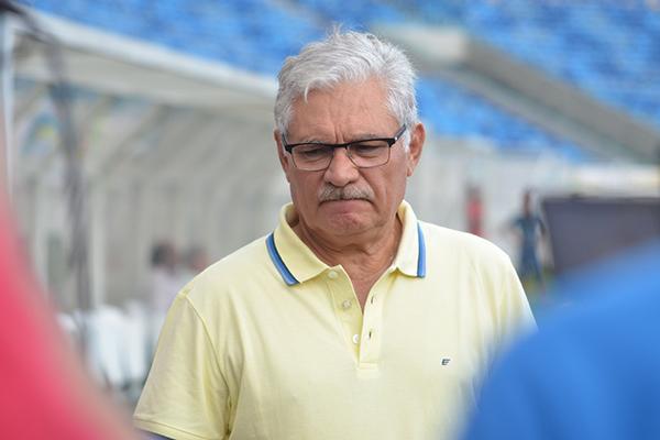 Médico Maeterlinck Rêgo optou por não estabelecer um prazo para o retorno de Brand ao futebol
