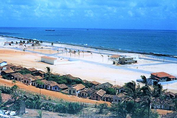 Acervo revela recorte de praias urbanas na década de  1960