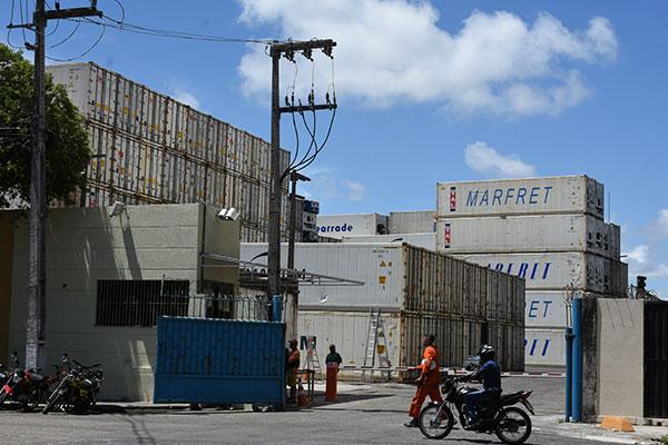 Dez meses após a primeira apreensão de cocaína no Porto de Natal, providências como a aquisição de um escâner de carga não foram tomadas por falta de recursos