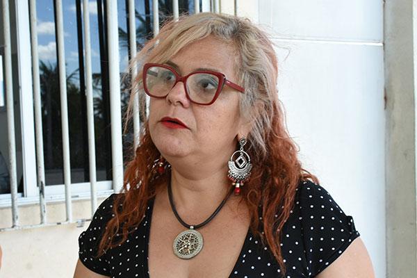 Marilene Oliveira, advogada