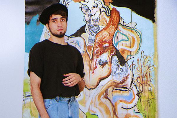Aos 25 anos, Creaty já realizou  exposições e conquistou prêmios