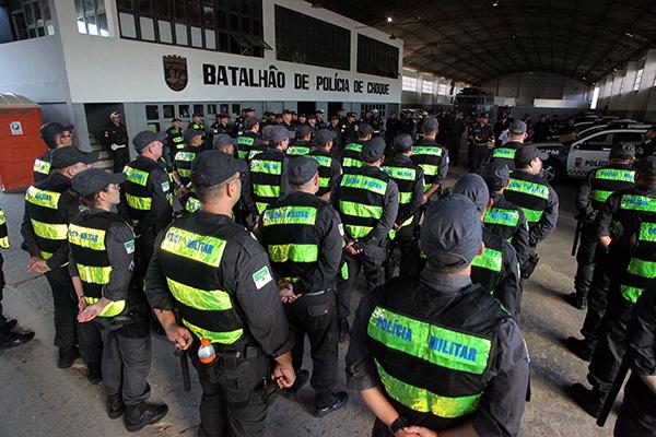 O projeto de reestruturação contempla a redução do tempo para as promoções dentro das carreiras dos policiais e bombeiros militares do Rio Grande do Norte