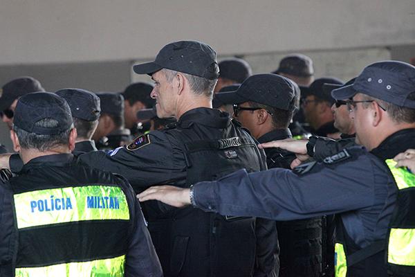 O Rio Grande do Norte tem 7.436 policiais militares, o que equivale a um policial militar para cada 471 habitantes. A média de idade é de 40 anos, a maior entre todas as PMs do Brasil
