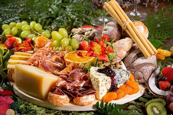 Tábua da Platter For You é ideal para festas