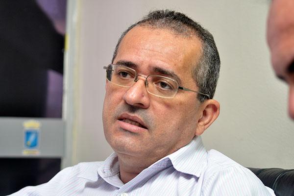 Walter Pedro, secretário adjunto de mobilidade de Natal