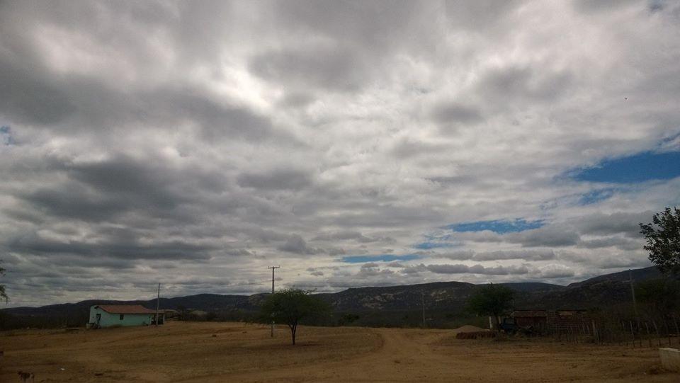 Imagem da zona rural de Santana do Matos (RN).