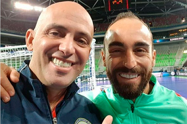 Maior Nome Do Futsal Do Rn Diz Que Portugues E Melhor Jogador Da