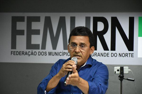 José Cassimiro afirma que a queda não deve ocorrer nas próximas duas parcelas de janeiro