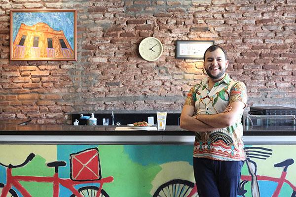 Cristian Sarmento, Chef de cozinha