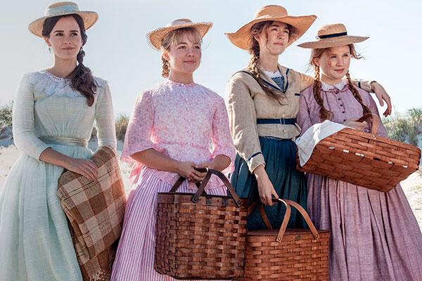 Jo, Amy, Meg, Beth. Cada uma das filhas de Marmee March representa  uma aspiração, um desejo