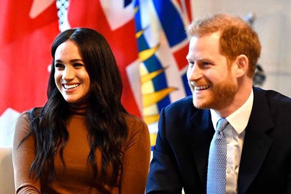 Megan e Harry pretendem trabalhar para sustento próprio e dividir morada entra EUA e Londres