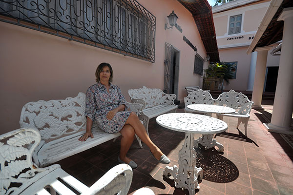 Daliana Cascudo, diretora do Instituto, diz que apesar dos perrengues, a casa se manteve aberta