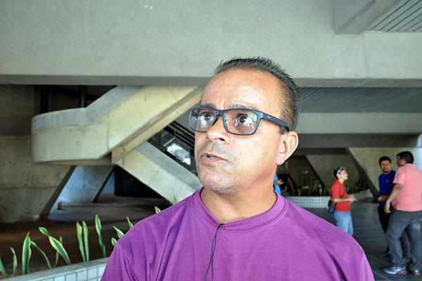 Camargo Filho observa que há falta de informação