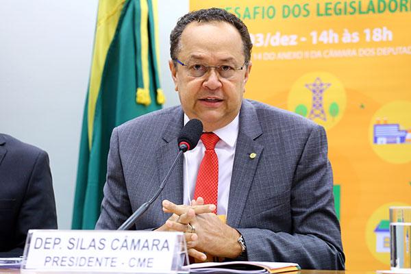 Silas Câmara defende o desconto e afirma que há estudos que mostram a viabilidade técnica