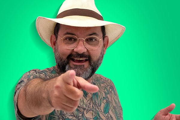 """Jerônimo """"do Sertão"""" Alves, Digital influencer"""