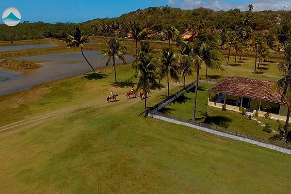 Sibaúma nasceu como pequena vila de origem quilombola