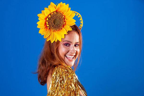 """""""Brilho e Flor"""" inspira a Penny Lane Ateliê"""