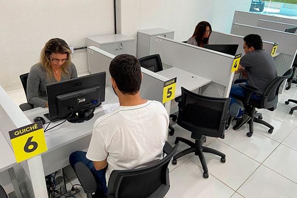 Atendimentos presenciais só poderão ocorrer com hora marcada e estão restritos aos casos de pedido de seguro desemprego