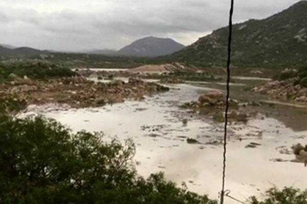 Açude Gargalheiras atingiu maior nível desde 2014 quando a seca avançou no Seridó