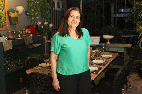 """Gracinha Ferreira não tinha planos de voltar ao espaço físico, mas oportunidade foi """"boa demais para deixar passar"""""""