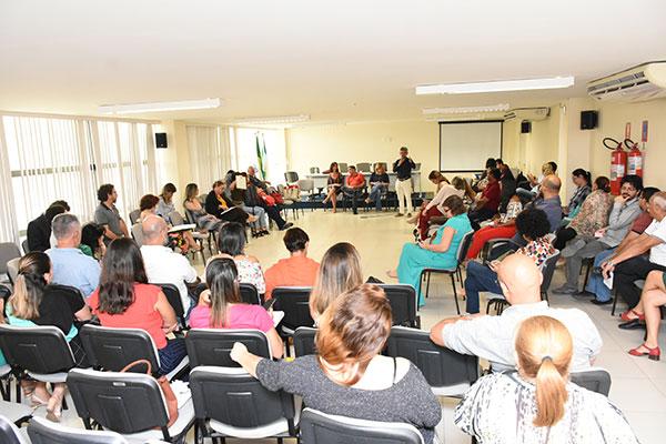 Reunião entre agentes da Sesap foi realizada na tarde desta sexta-feira e fez um balanço sobre as ações, como imunização