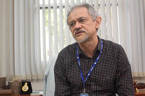 Roberto Linhares espera que inverno possas normalizar o abastecimento nos municípios em colapso e em sistema de rodizio