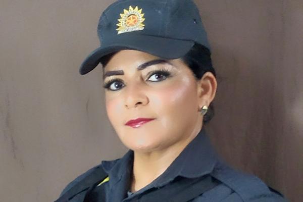 Sandra Maria de SouzaSargento da PM, 50 anos