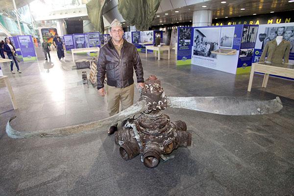 O colecionador Marcelo Queiroz contribuiu para o acervo
