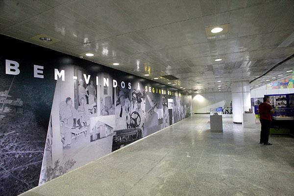 Centro Cultural dá novo uso ao antigo aeroporto Augusto Severo