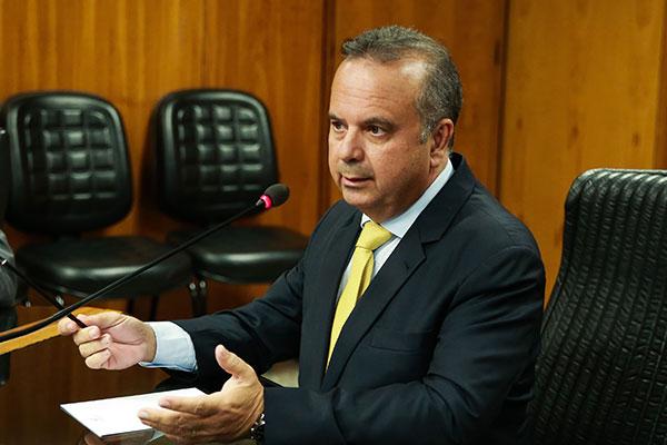 O ministro do Desenvolvimento Regional, Rogério Marinho