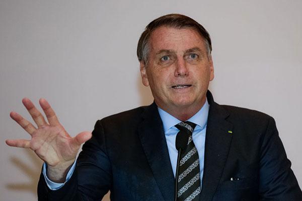 Bolsonaro usou a rede social Twitter, no domingo, 2, para defender mudanças na cobrança do ICMS