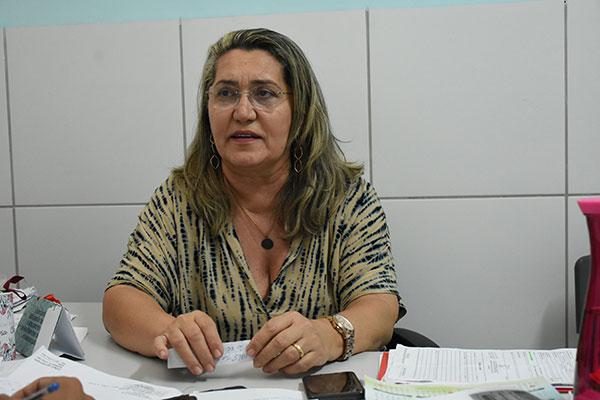 Ana Lúcia Monteiro, diretora da Unidade São João, fala sobre aumento da procura de atendimento