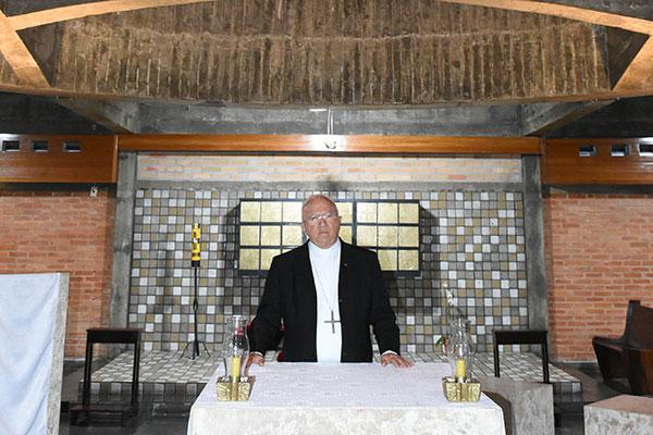 Dom Jaime Vieira Rocha, Arcebispo de Natal