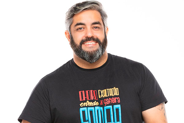 Leonardo Galvão, músico do Ribeira Boêmia