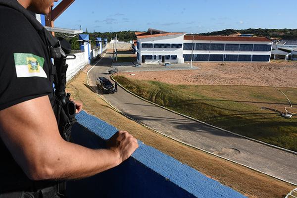 Complexo Prisional de Alcaçuz, em Nísia Floresta, deverá retomar visitas presenciais em breve