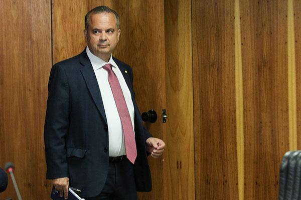 Rogério Marinho assume hoje à tarde o cargo do ministro do Desenvolvimento Regional