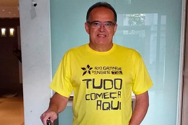 George Brasil, Executivo de vendas