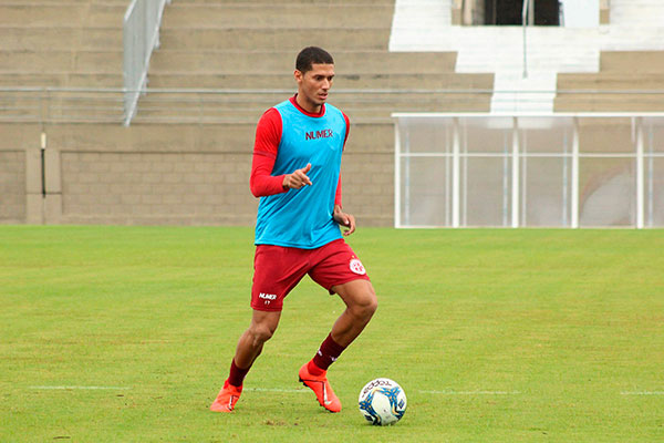 Tiago Orobó, poupado da estreia na Copa RN, pode reaparecer no ataque do time potiguar hoje
