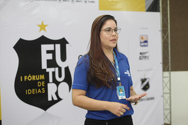 Maiza Pessoa, gerente do Escritório Metropolitano do Sebrae/RN
