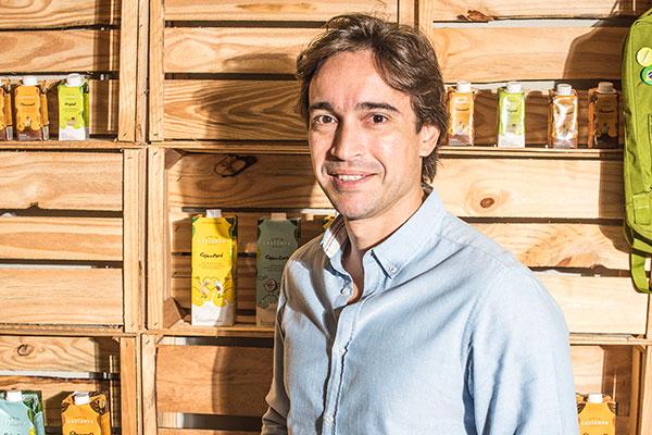 Rodrigo Carvalho, Cofundador da Positive Brands