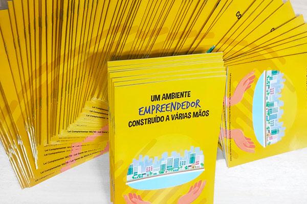 Cartilha foi desenvolvida por representantes do Sebrae, Prefeitura do Natal e demais entidades ligadas ao comércio e serviços no RN