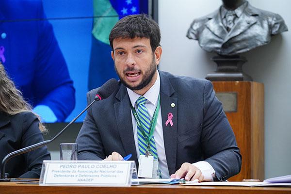 Relator do plano que tramita na Câmara dos Deputados, Pedro Paulo quer ampliar o limite para Estados com notas A e B