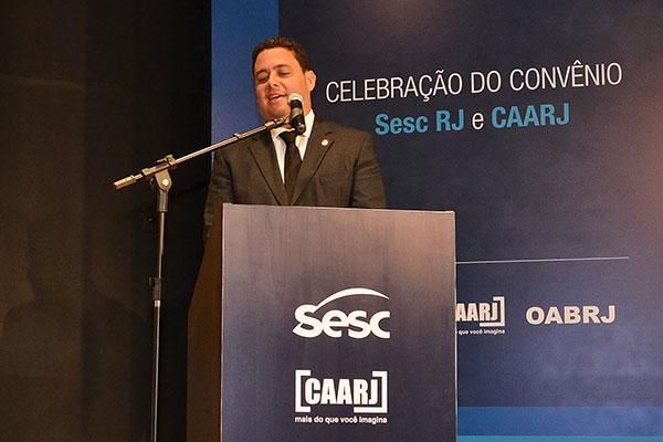 Felipe Santa Cruz anuncia que vai ao Conselho Nacional de Justiça
