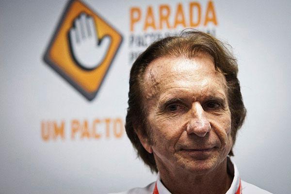 Brasileiro Emerson Fittipaldi é um dos ex-pilotos mais respeitados na categoria e fez críticas duras