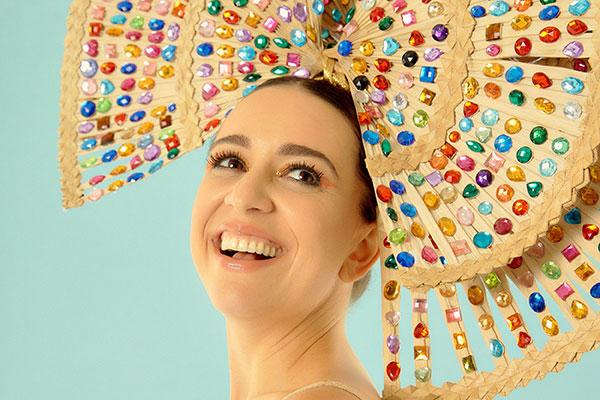 Em seu terceiro ano no Carnaval de Natal,  Roberta de Sá promete muito samba de roda e pitadas de maracatu e frevo