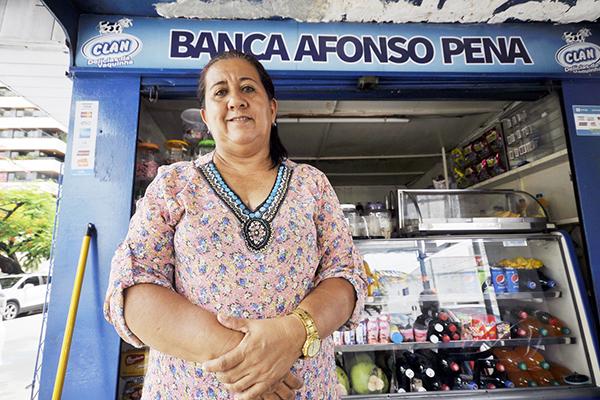 Comerciante Wilma de Fátima de Lima