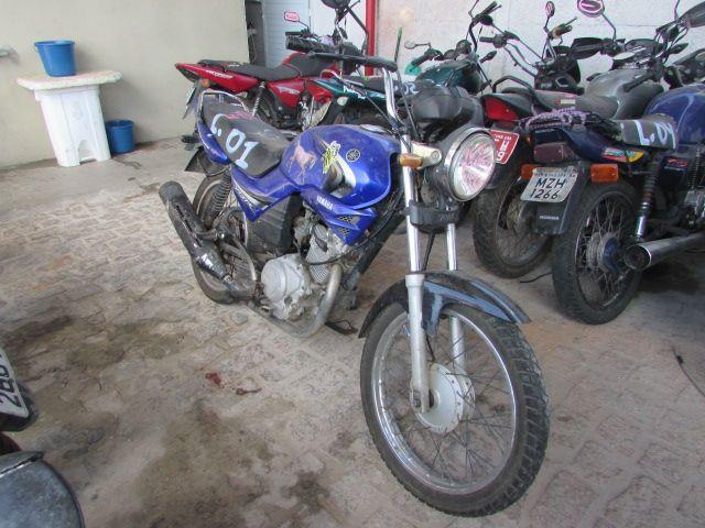 Motos e carros serão leiloados pela PRF