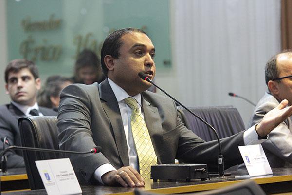 Ney Lopes Júnior, vereador