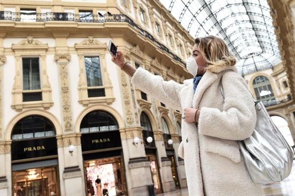 Dentre outras medidas, a Itália suspendeu o pagamento de empréstimos e hipotecas para empresas e famílias